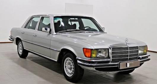 Mercedes-Benz W116