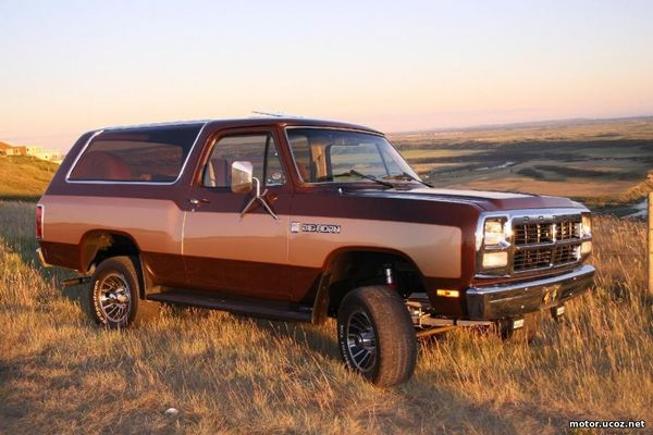 Dodge Ramcharger 1986