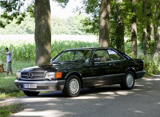 Mercedes_Benz CL C126