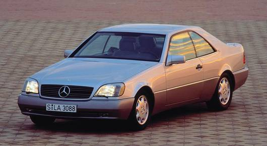Mercedes-benz CL C140