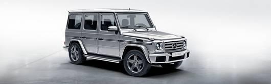 Mercedes-benz G W463