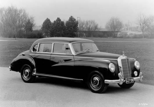 Mercedes-benz W186 Adenauer