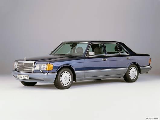 Mercedes_Benz S W126