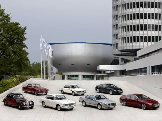 Индексы кузовов BMW