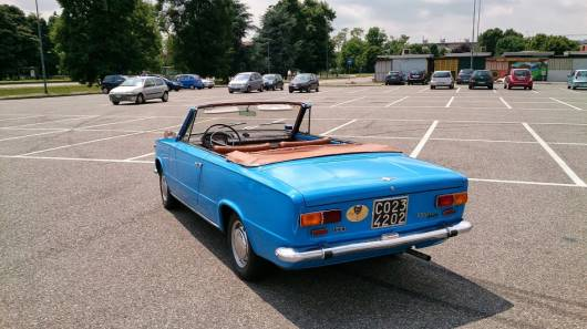 Fiat 124 С4 Touring Superlegge
