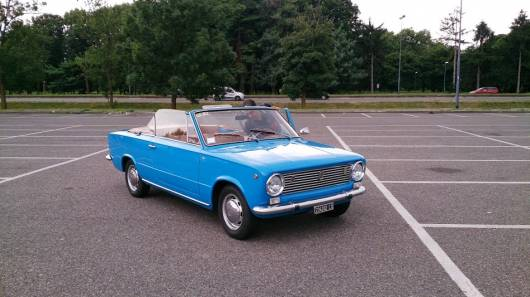 Fiat 124 С4 Touring Superlegge