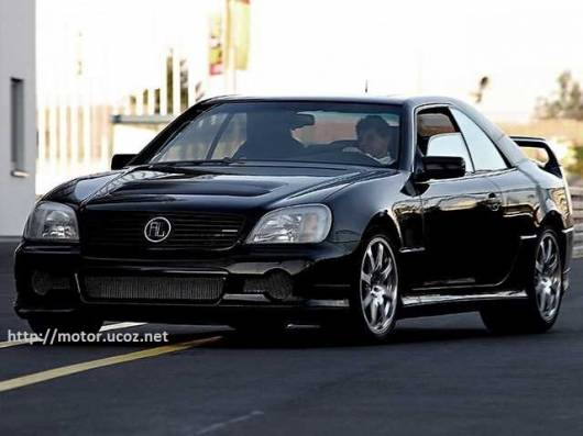 Mercedes-benz C140 A:Level