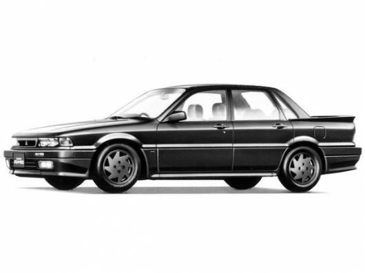 Mitsubishi Galant AMG (E33A) 1989–1990