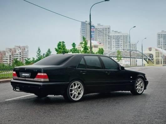 Mercedes-benz W140 7.3 Brabus