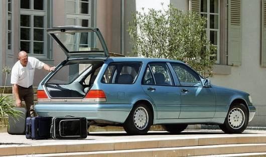Mercedes-benz W140 T-modell