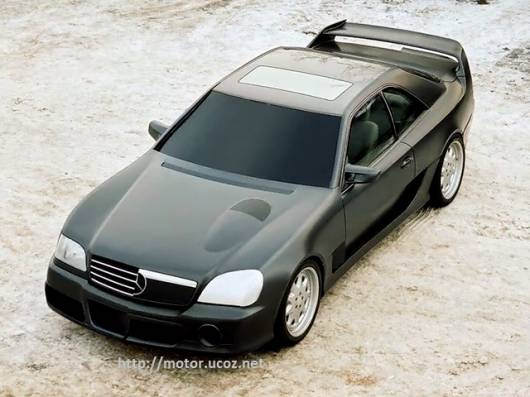 Mercedes-benz C140 A:Level
